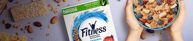 Nestle FITNESS - Products Online UAE Dubai