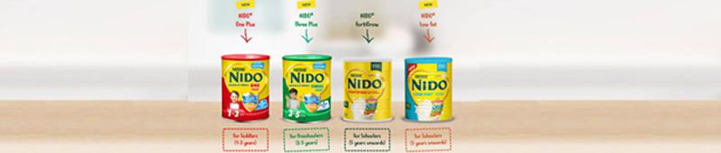 Nestle Nido - Products Online UAE Dubai