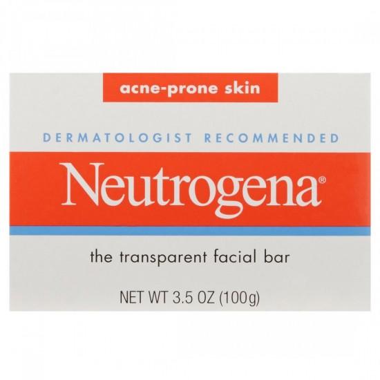 Neutrogena Facial Acne Bar Soap